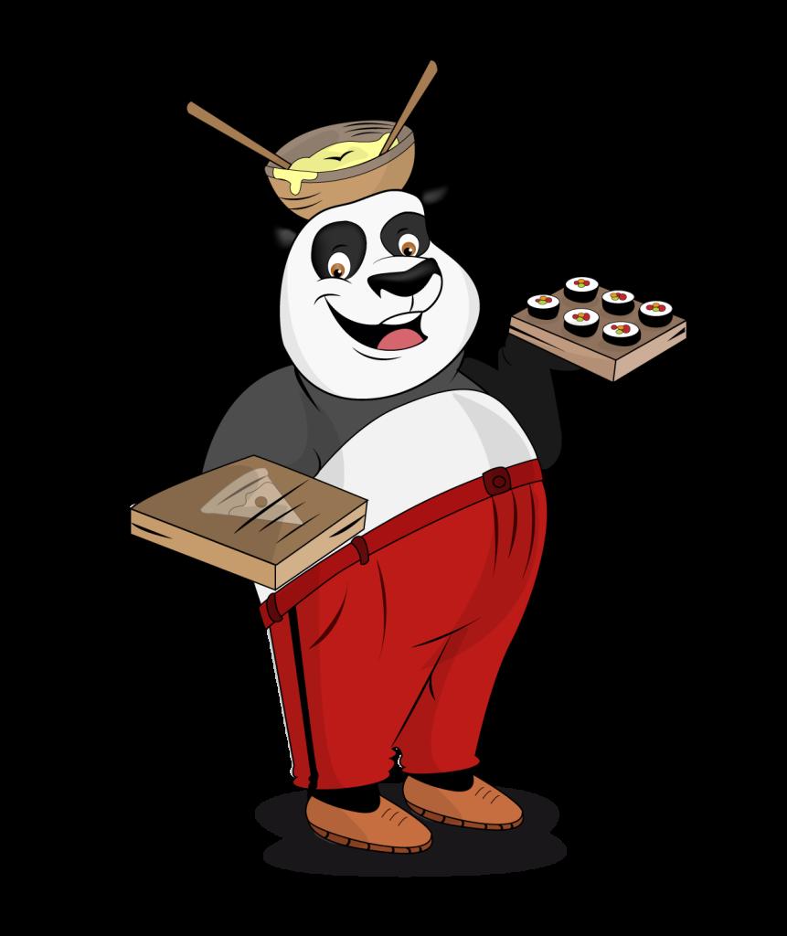 panda_with_food