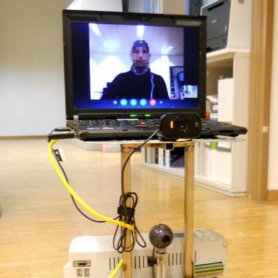 Telepresence Robot _1