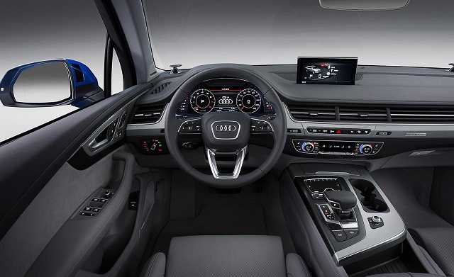 Audi Makes 2017 Q7 SUV Handle like a Sports Car - ProDigitalWeb