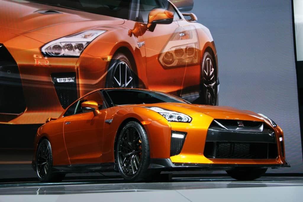 Nissan GT-R _3