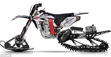 II-Track Snow Bike