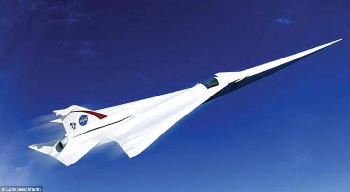 QueSST X Plane_1