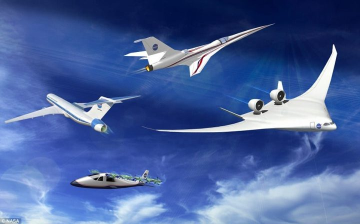 QueSST X Plane