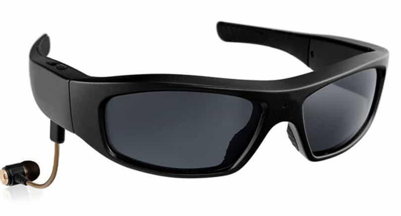 27d11885225 Bluetooth sunglasses with headphones and HD camera - ProDigitalWeb