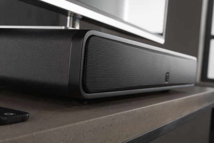 Q Acoustics M2 Soundbar sound base