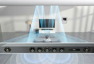 Sony HT-ST5000 Soundbar 1