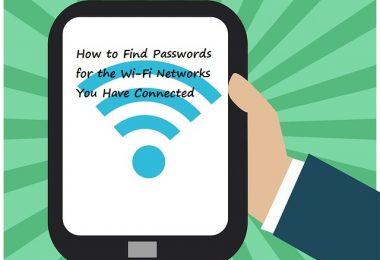 Wi-Fi Networks