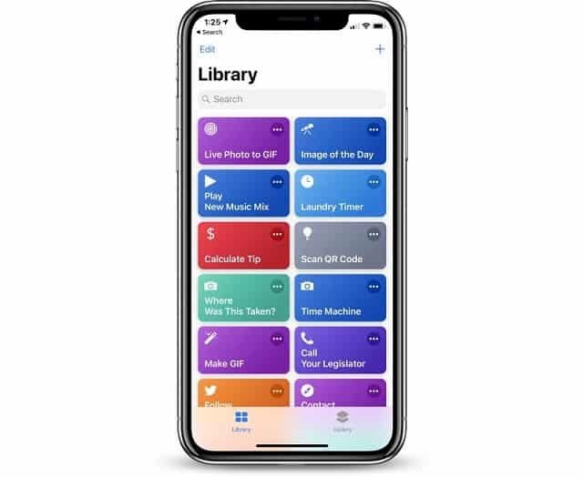 Shortcuts App on Your iPhone