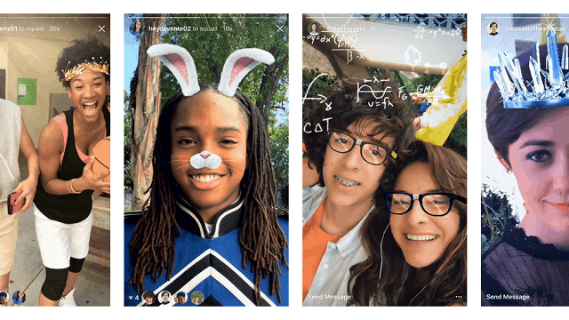 How to Get Special Face Filters by Following AR Creators on