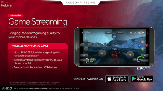 Stream PC Games on your phone