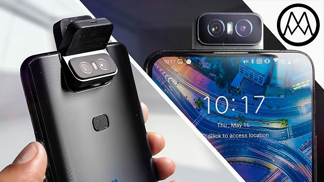 Best Popup Camera Phone Asus 6Z