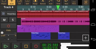 Audio Evolution Mobile Studio