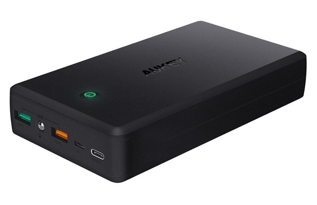 Best Power Bank for iPhone Aukey power bank