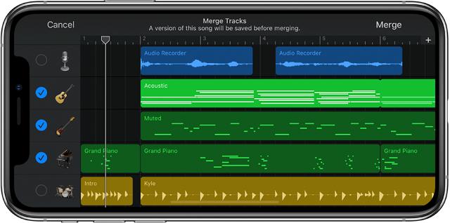 Best Apps for Musicians GarageBand