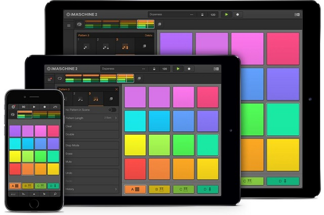 iMaschine 2 Best Apps for Musicians
