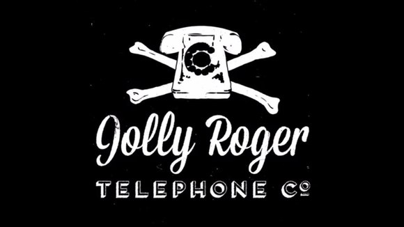 Jolly Roger Telephone Robot