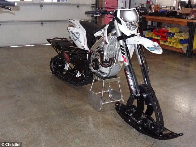 II-Track Snow Bike_2