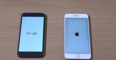 Google Pixel vs. Apple iPhone 7 Plus