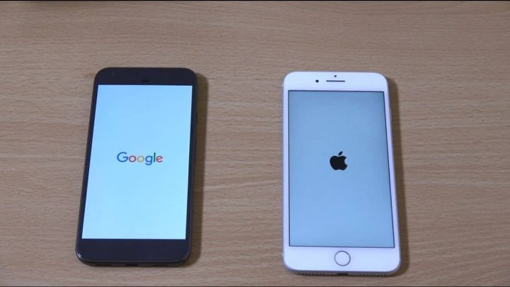 Google Pixel 5 Vs Iphone 12