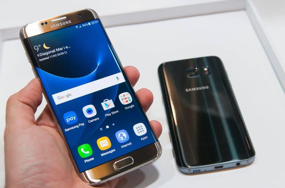 Samsung Galaxy S8 -1