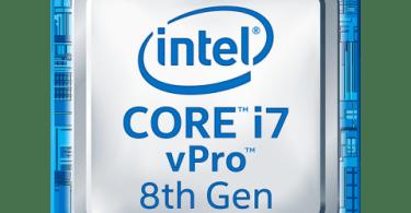 vPro mobile processors