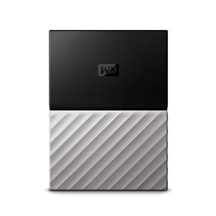 Western Digital My Passport Ultra 4TB external hard drive