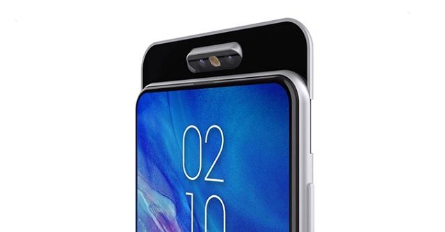 Popup Camera Phone Samsung Galaxy A80