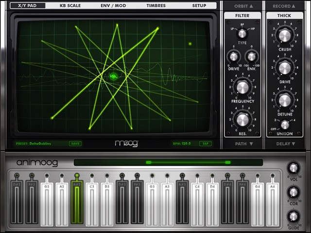 Animoog Apps