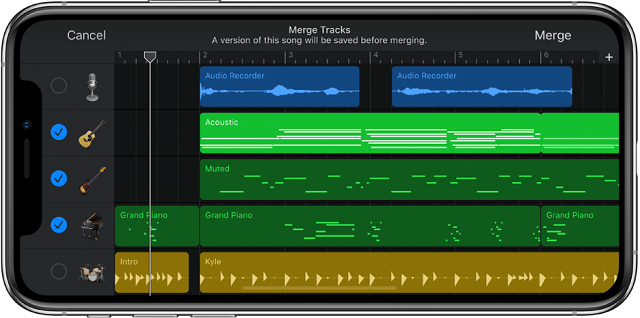 Best Apps for Musicians GarageBand
