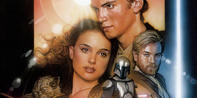 Star Wars movies in order Attack of the Clones