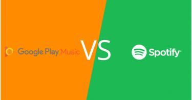 Google Music vs Spotify