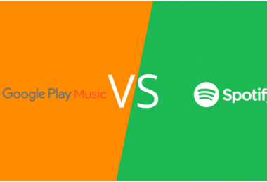 Google Music vs Spotify