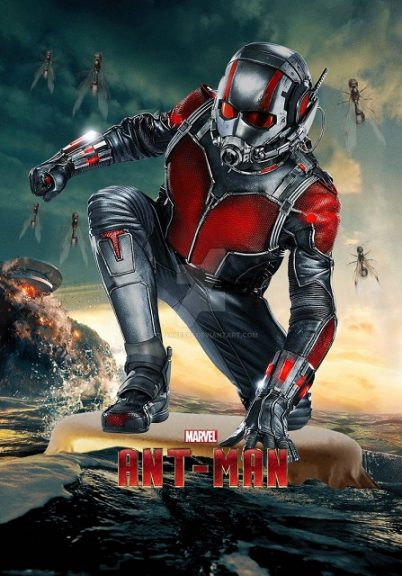 Marvel Movies in Order- ANT-MAN
