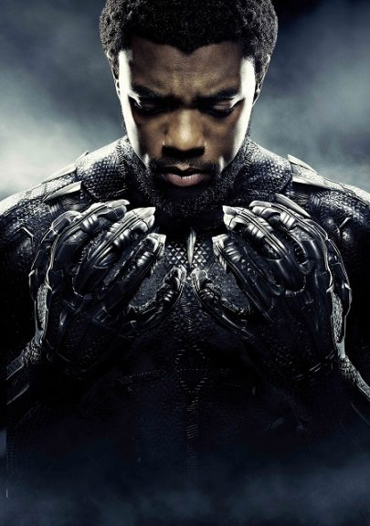 Marvel Movies in Order- BLACK PANTHER
