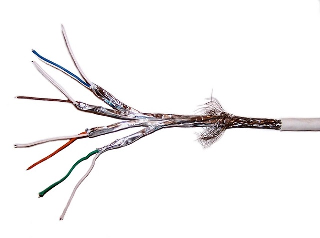 Cat 7- Ethernet Cable
