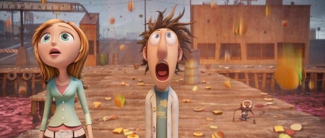 Best Movies on Netflix Cloudy with a Chance of Meatballs