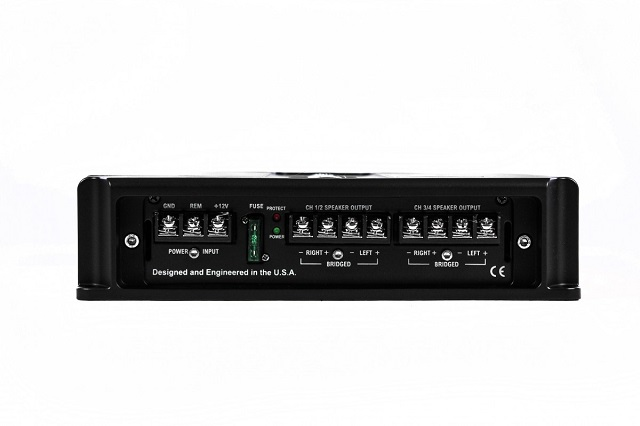 Crunch PowerDrive PD1000.4 best 4 Channel Amp