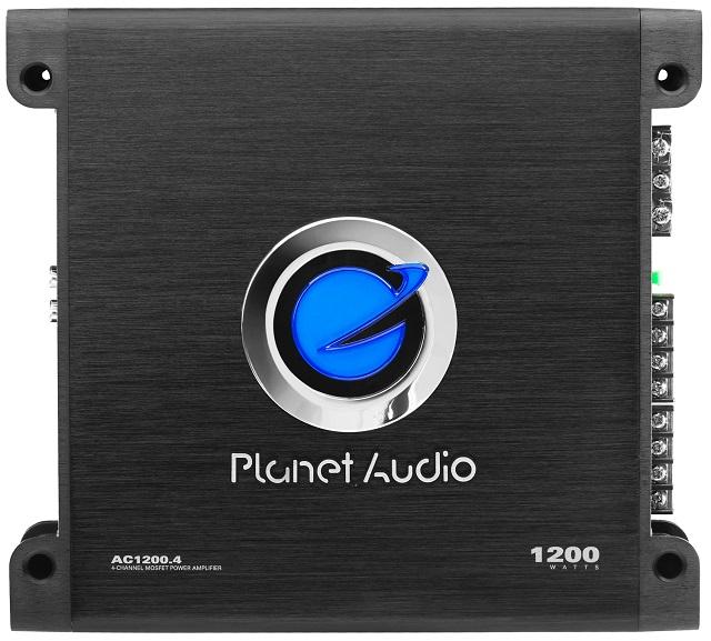 Planet Audio AC1200.4 4 Channel Car Amplifier