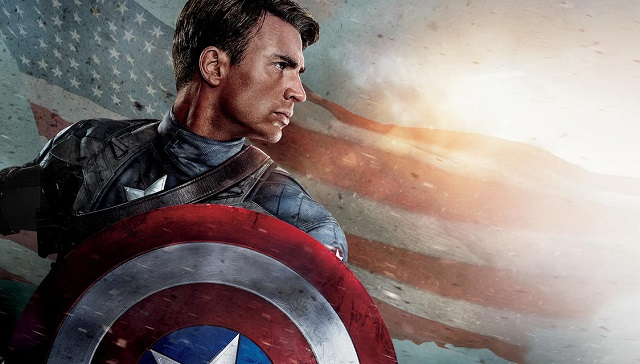 Marvel Movies in Order- THE FIRST AVENGER