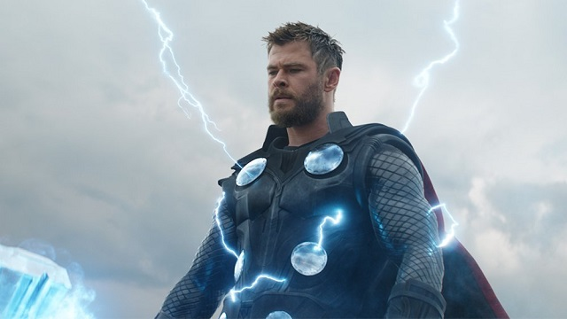 Marvel Movies in Order- THOR