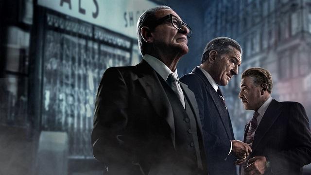 Best Movies on Netflix The Irishman