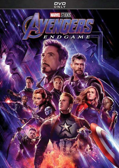 Marvel Movies in Order- avengers endgame