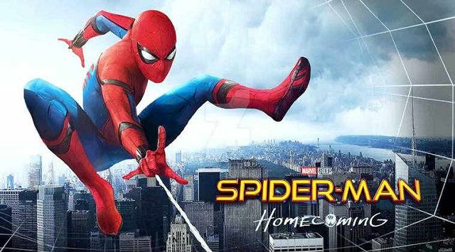 Marvel Movies in Order- spider-man homecoming