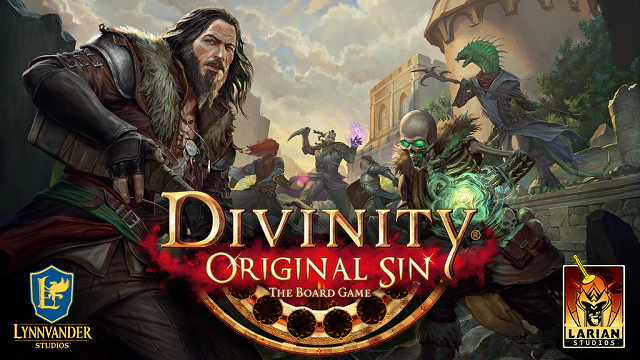PS4 Split Screen Games Divinity Original Sin