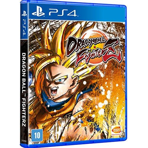 PS4 Split Screen Games Dragon Ball FighterZ