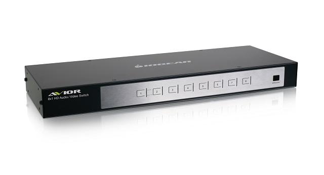 IOGEAR 8-Port Best HDMI Switch