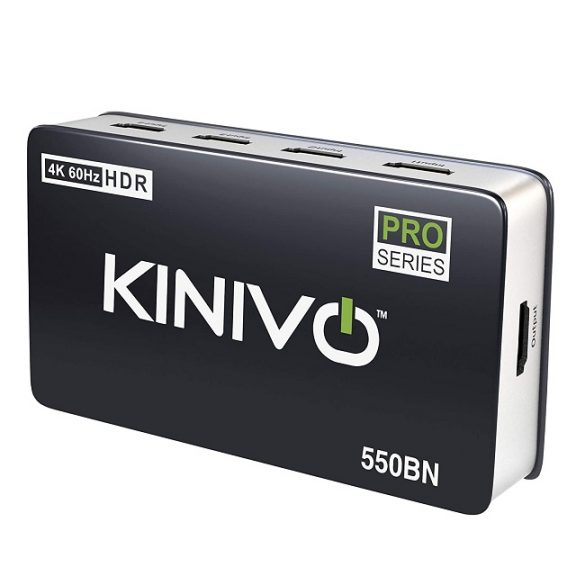 Best HDMI Switch Kinivo 550BN