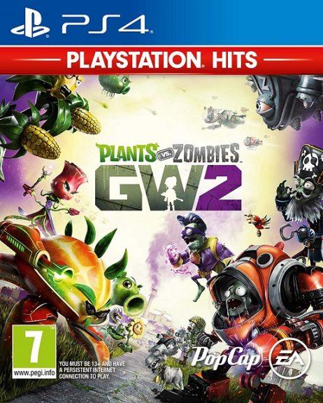 PS4 Split Screen Games Plants vs Zombies Garden Warfare 2