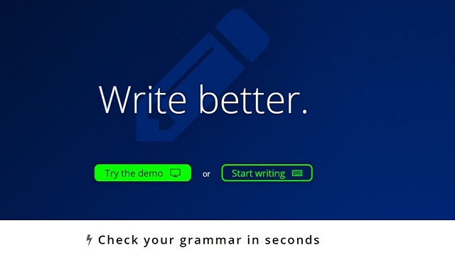 Grammarly Alternative-Slick Write