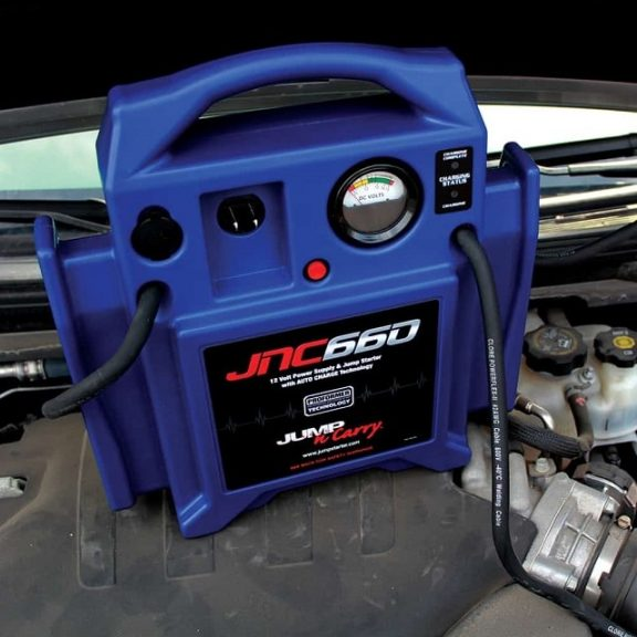 Clore Automotive Jump-N-Carry JNC660 portable Jump Starter